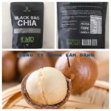 Chiết Khấu Combo 1 Goi Hạt Mắc Ca Uc Nhan To Thơm Gion Mỏng Vỏ Thượng Hạng 500G Hạt Chia Uc Organic Black Bag 500G Macadamia