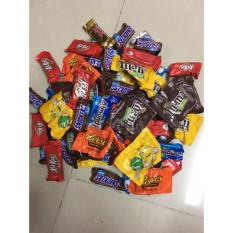 Hình ảnh combo 10 Kẹo Chocolate Hỗn Hợp - USA