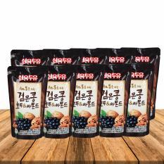 Mua Combo 10 Tui Sữa Oc Cho Hạnh Nhan Han Quốc 195Ml Rẻ