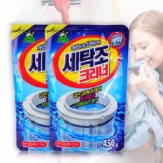 Hình ảnh Combo 2 gói bột tẩy lồng máy giặt 450 gram