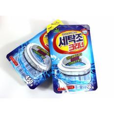COMBO 2 Gói Bột tẩy rửa vệ sinh lồng máy giặt Hàn Quốc