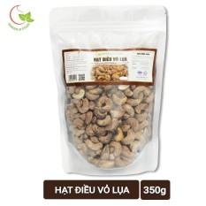Giá Bán Combo 2 Goi Hạt Điều Rang Muối Vỏ Lụa Greend Food Thượng Hạng 350G Nguyên Light Coffee