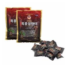 Chiết Khấu Combo 2 Goi Kẹo Hắc Sam Han Quốc 365 Cao Cấp 300G 1Goi Korea Hà Nội