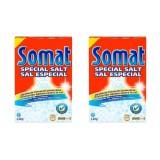 Bán Combo 2 Hộp Muối Rửa Ly Bat Somat 1 2Kg Rẻ