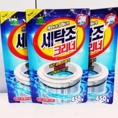 Combo 3 Gói Bặt Tẩy Lồng Máy Giặt Đang Khuyến Mãi
