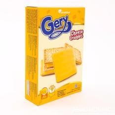 Hình ảnh Combo 3 hộp Bánh quy Gery cheese crackers, Indonesia