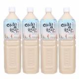 Giá Bán Combo 3 Chai Nước Gạo Han Quốc 1 5L Mới Rẻ