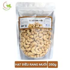Bán Mua Combo 4 Goi Hạt Điều Rang Muối Greend Food Thượng Hạng 350G Hồ Chí Minh