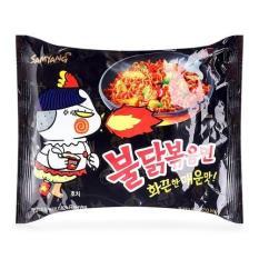 Combo 5 gói mì khô gà cay Samyang Hàn Quốc (140g x 5)