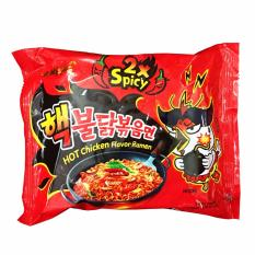 Combo 5 Mì Siêu Cay SamYang 2x Spicy 140g