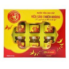 Bán Mua Combo 6 Lọ Nước Yến Thien Hoang 12 Trong Việt Nam