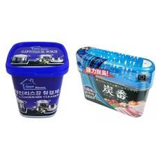 Hình ảnh Combo Hộp kem tẩy rửa đa năng Cao cấp Hàn Quốc + Khử mùi, diệt khuẩn tủ lạnh Nhật Bản