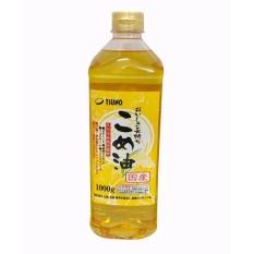 Dầu gạo cao cấp Tsuno 500gr hàng nhập khẩu Nhật Bản