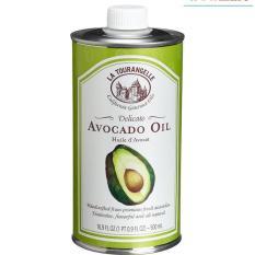 Giá Bán Dầu Trai Bơ La Tourangelle Avocado Oil 500Ml Mỹ La Tourangelle