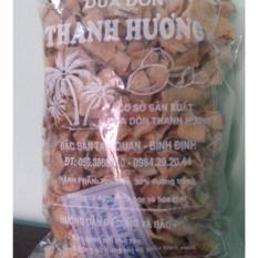 Dừa dòn (sấy khô) Thanh Hương 500g, ĐẶC SẢN BÌNH ĐỊNH (loại 1)