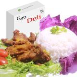 Gạo Sạch Dẻo Thơm Deli D4 5Kg Gạo Deli Rẻ Trong Hồ Chí Minh