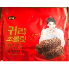 Gói Bánh Yến Mạch Chocolate - Korea 400g/gói
