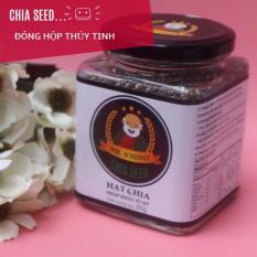 Hạt Chia (Chia Seed) Mỹ lọ thủy tinh duy nhất 250gr