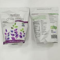 Mã Khuyến Mại Hạt Chia Organic Nutiva Mỹ 907Gr High In Omega 3 Absolute Organic Trong Hồ Chí Minh