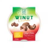 Ôn Tập Hạt Điều Rang Muối Vỏ Lụa Winut 500Gr Hộp Nhựa