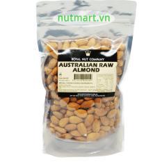 Mua Hạt Hạnh Nhan Uc Nguyen Chất 500G Royal Nut Royal Nut Company