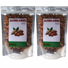 Hạt hạnh nhân tách vỏ sấy khô tự nhiên (1kg)