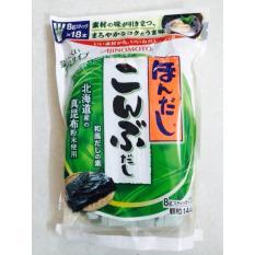 Hạt Nem Rong Biển Ajinomoto Nhật Bản 144G 8Gx18Goi Rẻ