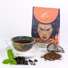 Bán Hồng Tra Nam Phi Lili Bạc Ha Va Chocolate 50G The Tealicious Land Of Lili Trực Tuyến