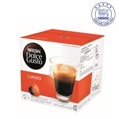 Ôn Tập Hộp 16 Vien Nen Ca Phe Rang Xay Nescafe Dolce Gusto Lungo 112G Hồ Chí Minh