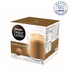 Mua Hộp 16 Vien Nen Ca Phe Sữa Nescafe Dolce Gusto Cafe Au Lait 160G Nescafe Trực Tuyến