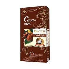Hộp bột Cacao nguyên chất