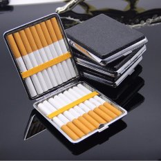 Hộp đựng bao thuốc da ( 20 điếu) Nhật Bản