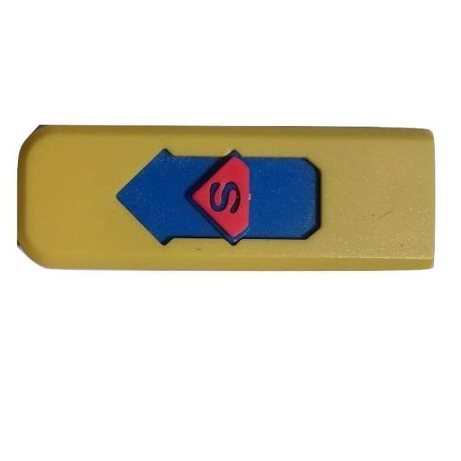 Hình ảnh Hộp quẹt chữ S (Vàng)