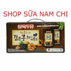 Bán Hộp Sữa Đậu Đen Oc Cho Hạnh Nhan Han Quốc 20 Goi X 195Ml Rẻ Trong Hồ Chí Minh