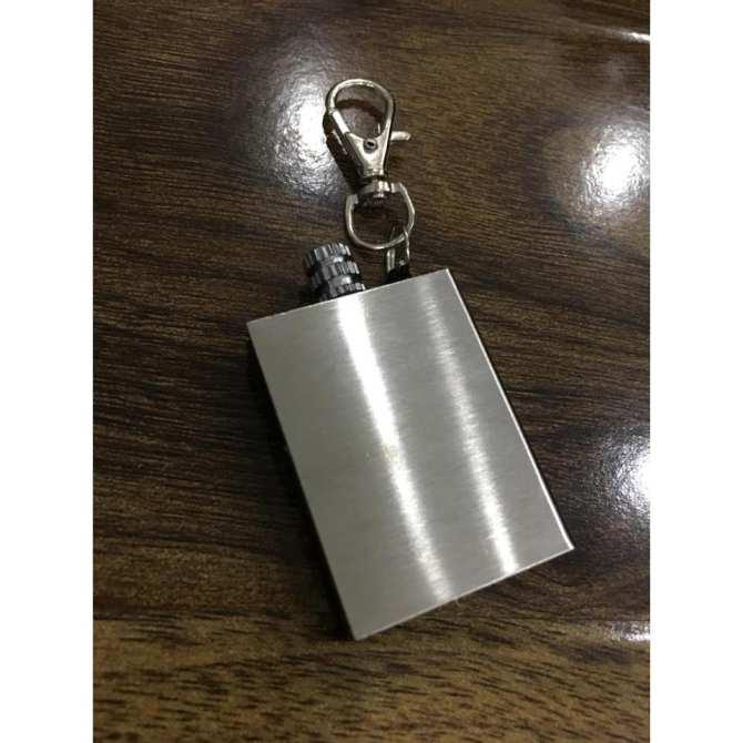 Hột Quẹt Diêm Xài Xăng Nhỏ Gọn có móc khóa (hàng mới về)