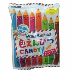 Kẹo Candy hình bút chì 80g