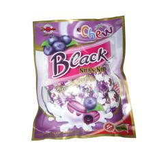 Hình ảnh Bộ 2 gói Kẹo Chew nhân nho xoắn 260gr