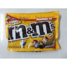 Chocolate nhân đậu phộng  M&M 303gr
