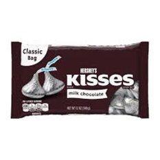 Date 06/2018 - Sale Kẹo chocolate sữa Kisses 340g