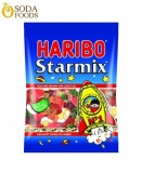 Kẹo Dẻo Haribo Starmix Hỗn Hợp – Gói 80G