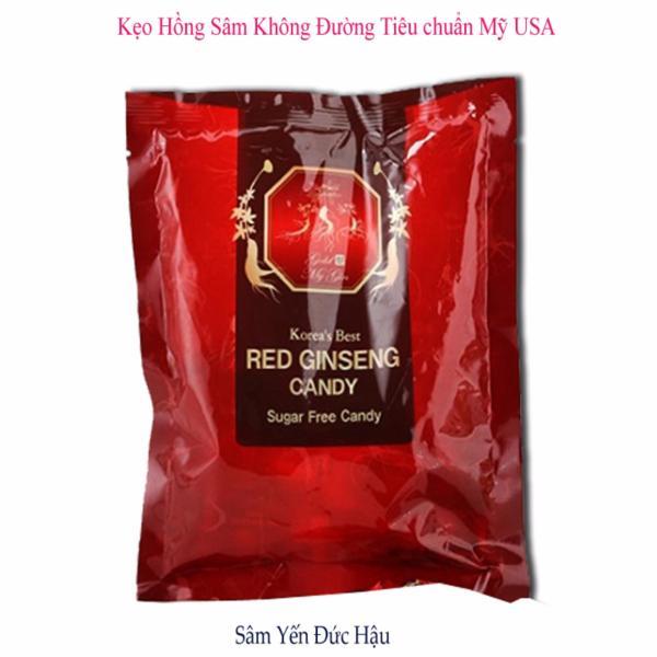 Kẹo Hồng Sâm Không Đường Tiêu chuẩn Mỹ USA