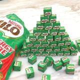 Mã Khuyến Mại Kẹo Milo Cube Thai Lan 137 5G 50 Vien Milo Cube
