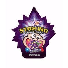 Kẹo nổ Poping Candy Striking Blueberry cực thú vị