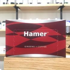 Giá Bán Kẹo Sam Ca Phe Hamer Hộp 30 Vien