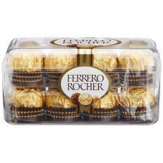 Hình ảnh Kẹo sô cô la nhân hạt dẻ Ferrero Rocher 200g