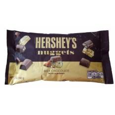 Mua Kẹo Socola Sữa Bọc Hạnh Nhan Hershey S Nuggets 340G Hershey S Rẻ