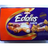 Ôn Tập Kẹo Tayas Eclairs Assorted 600G