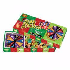Kẹo thối Bean Boozled Naughty or Nice Spinner - Phiên Bản Mùa Giáng Sinh - 99g