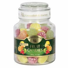 Mua Kẹo Trai Cay Cavendisd Harvey Fruit Candies Lọ 300G Trực Tuyến Rẻ