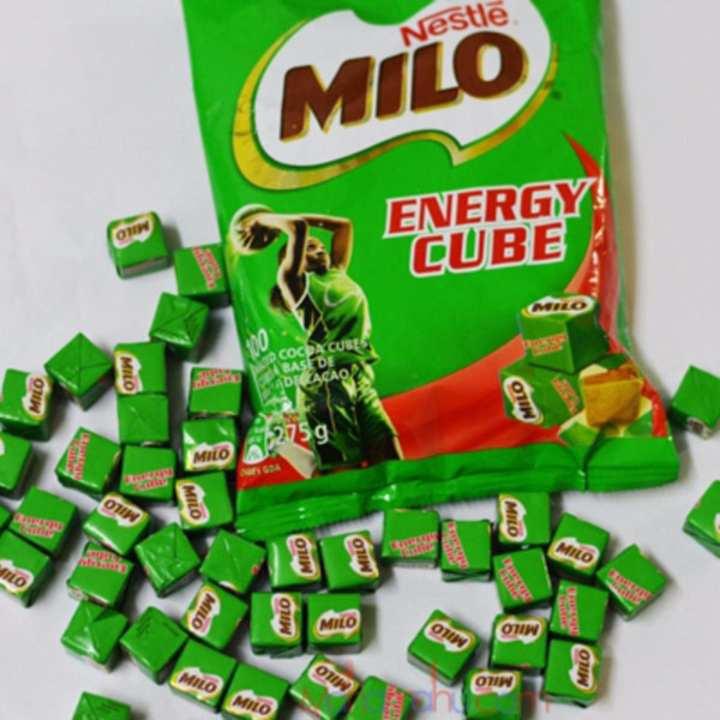 Kẹo viên MILO CUBE trọn bịch 100 viên - 275g